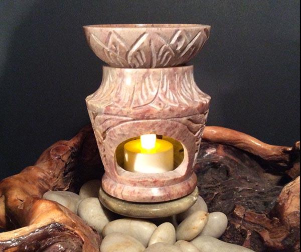 Burning Mermade Incense - Mermade Magickal Arts