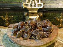 Black Frankincense  - Oman - (cleaned & sorted)  - 2 oz.