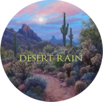 Desert Rain - Fresh Resins and Chaparral