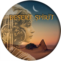 Desert Spirit - Visionary Incense of the Holy Lands