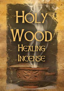 Holy Wood - A fine wood and resin blend