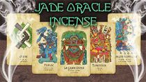 Jade Oracle  - Incense of the Ancient Americas