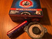 Starbuzz Charcoal Disks  - Coconut Shell Charcoal
