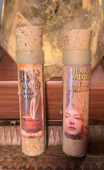 Heart Wood & Holy Wood - Fine woods and Resins