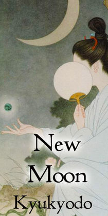 """ New Moon""  (Seigetsu), - Aloeswood Blend from Kyukyodo"