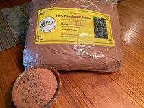 Juniper Wood Powder - Red Himalayan from Bhutan - 1 lb.