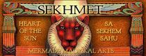 Sekhmet, Heart of the Sun - Resin and Rose Blend