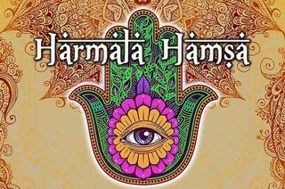 Harmala Hamsa - Traditional Protection Incense