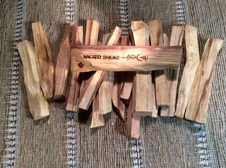 Palo Santo Wands - 1/2 lb. (about 16-18 stick)